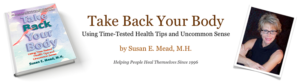 Take Back Your Body banner